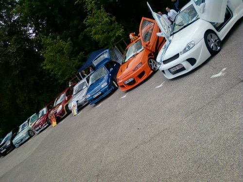 Meeting du Catesis Car Club, 1 juillet 2012