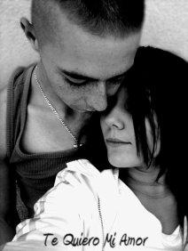 Fallait que j'te dise qu'mon bonheur t'es dédié, tu peux marcher sur mon coeur car mon coeur est à tes pieds <3