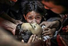 Israel force killing Gaza children