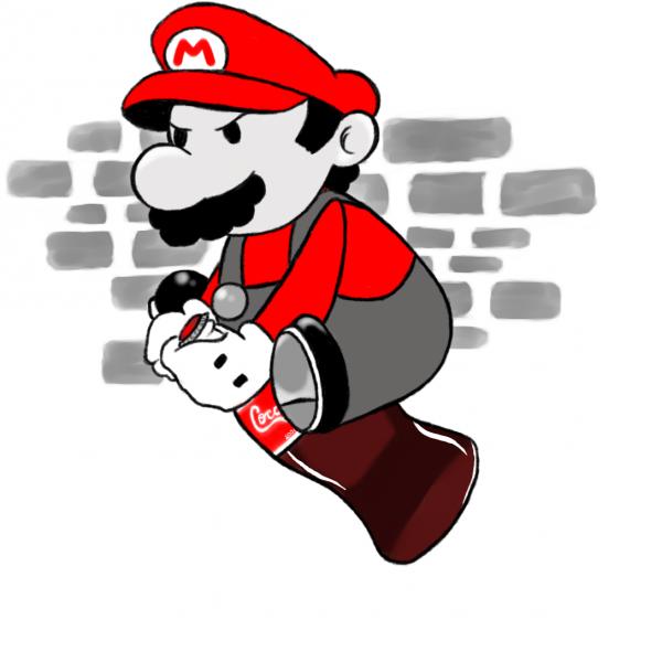 It's me, Mario !