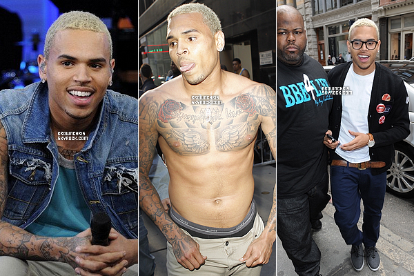 . __BROWNCHRIS, ta source sur Chris Brown ! __Article n°22 posté par Marie .