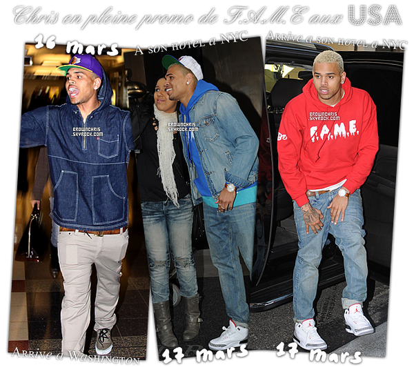 . __BROWNCHRIS, ta source sur Chris Brown ! __Article n°19 posté par Marie .