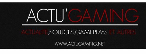 Actu'Gaming