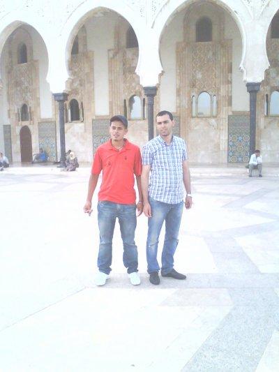 moi et cousin(abdelhak)