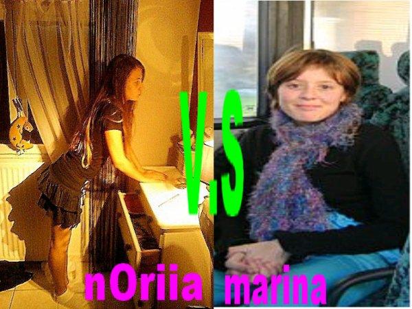 noriia vs marina