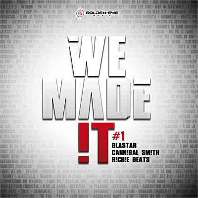 Compile: WE MADE !T #1 Disponible !