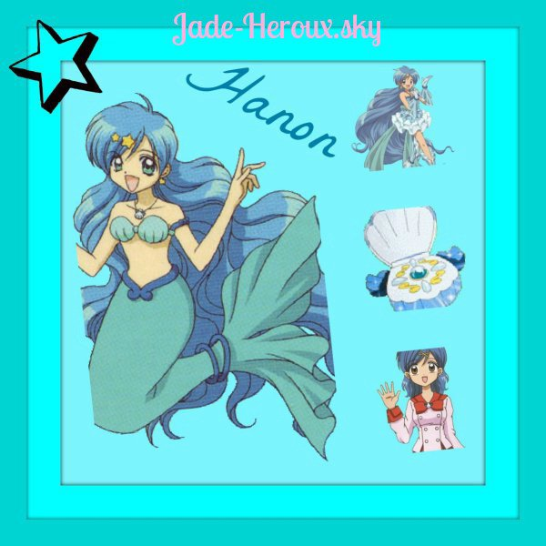 Mermaid melody Hanon