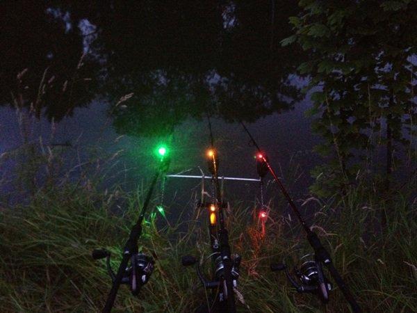 Vend Détecteur Carp Spirit + Swingers Carp Spirit lumineux :)