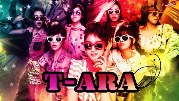 T-ara Roly Poly / T-ara Roly Poly (2012)
