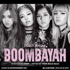 BlackPink / Boombayah (2016)