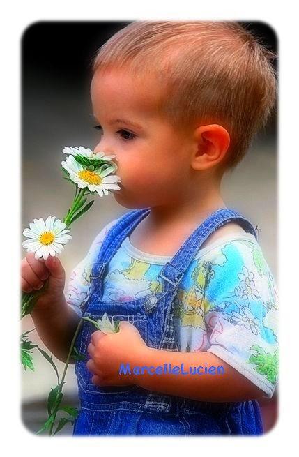 """"""" Une fleur pour maman """"  ;)"""