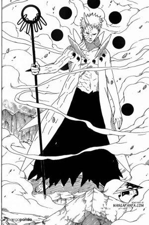 Naruto chapitre 642