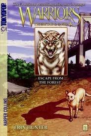 La trilogie d'Etoile du Tigre et Sacha: L'évasion de la forêt