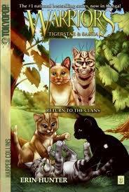 La trilogie d'Etoile du Tigre et Sacha: Retour dans les Clans