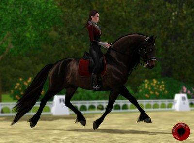 Model horse d'un autre genre