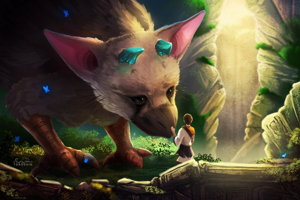 trico - The Last Guardian