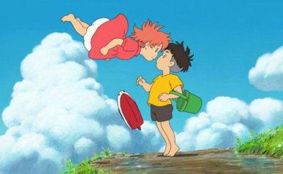 gake no ue no Ponyo (Ponyo sur la falaise)