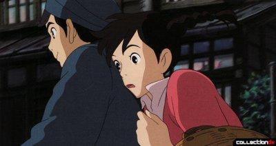 Kokuriko zaka kara  / 手嶌葵 「愛をこめて。海」 (from Up on poppy hill) (2011)