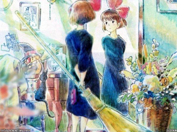 Kiki la petite sorcière (魔女の宅急便, Majo no takkyūbin