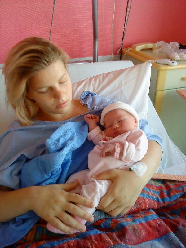 ma femme et ma fille ke j aime