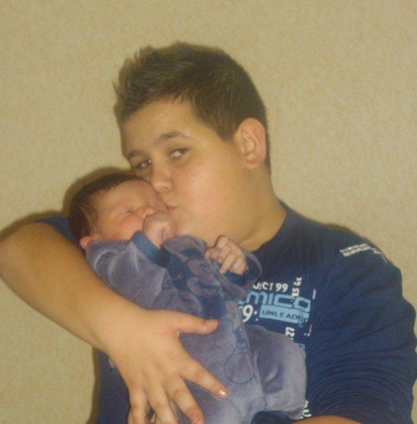 moa et mon neveu david