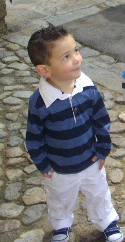 mon neveu ismael pr les ramo