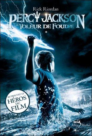 Percy Jackson Tome 1- Le Voleur de Foudre