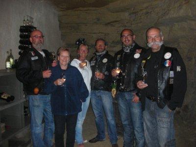visite des caves à vins hum c'est bon