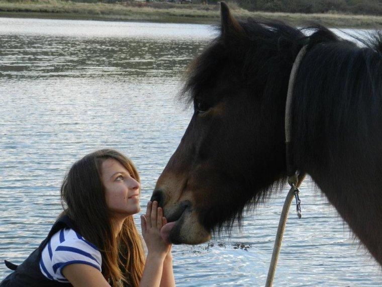 Qui aime le cheval doit le dire au cheval, non aux hommes.