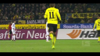 Mario Götze vs Kaiserslautern Home 11-12 HD