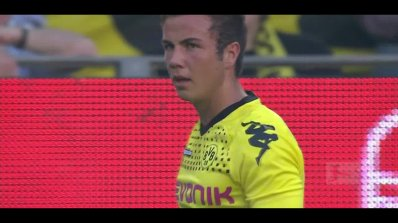 Mario Götze vs Augsburg (H) 11-12 HD