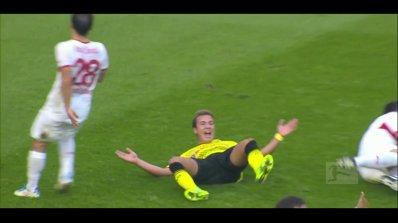 Mario Götze vs Stuttgart (A) 11-12 HD