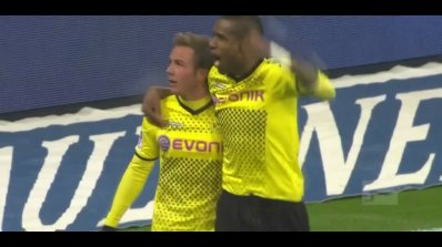 Mario Götze vs Bayern München (A) 11-12 HD