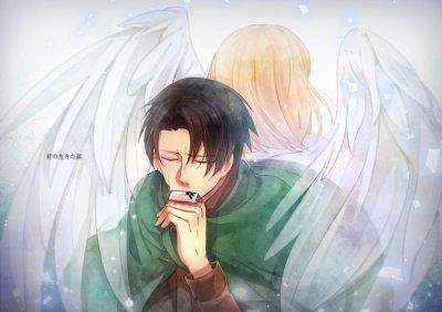 Shingeki No Kyojin OS ~ Un rêve