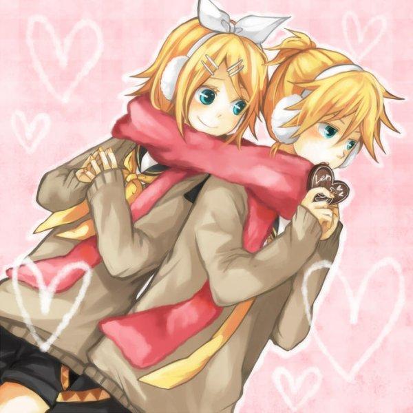 ♣ Vocaloid OS Rin x Len ♣