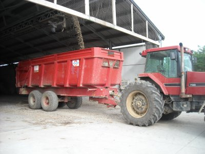 transport de fiente de poule 2011