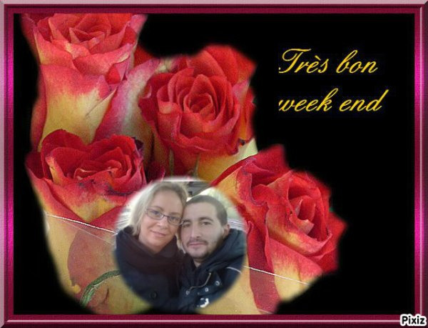 Bon Week-End les Potos :)