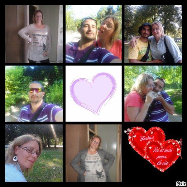 19-10-2012 : 7 ans 1/2 Ensemble - J'T'Aime ma Femme :)