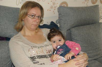 Semaine avec notre Nièce Kathleen