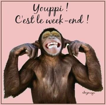 Bon Week-End les Amis