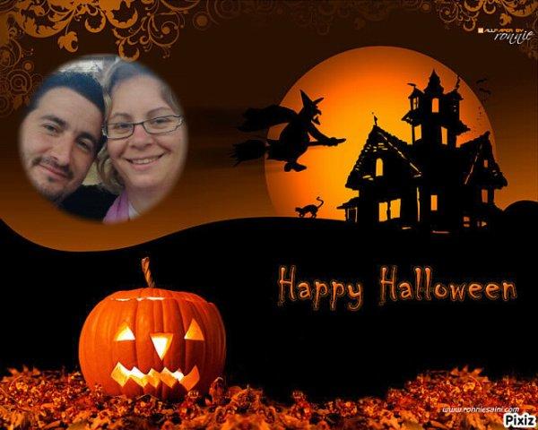 Bon Mercredi et Bon Halloween