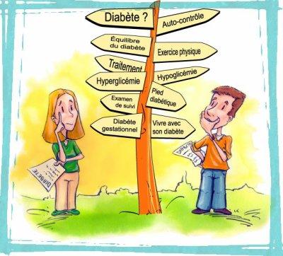 Journée Mondiale du Diabéte