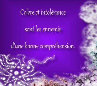 Journée de la Tolérance
