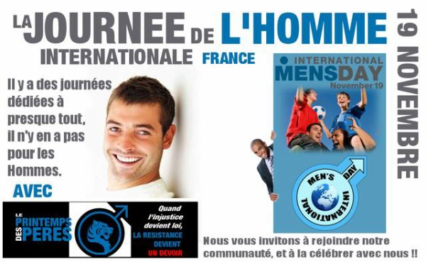 Journée Internationale de l'homme