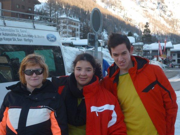 Les  classe de neige 2014  !!!!! en Mars en suisse Oublie ra jamais ma vie avec les copins aussi <3