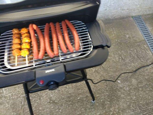 Petit barbecue en amoureux suite