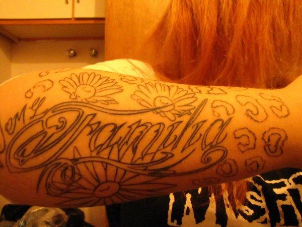 Mon Tatto (pas fini)