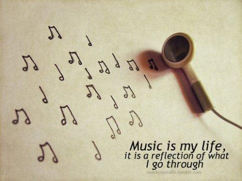 La musique est un bruit qui pense. [Victor Hugo]