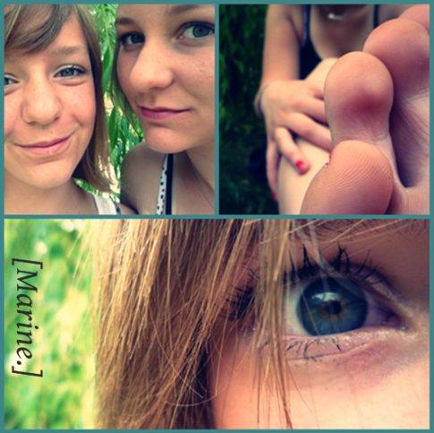 Nul amie ne vaut une soeur ! ♥