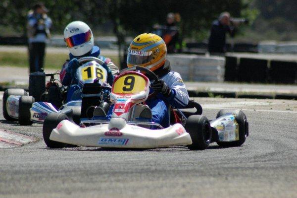 2eme manche du championnat régional PACAC